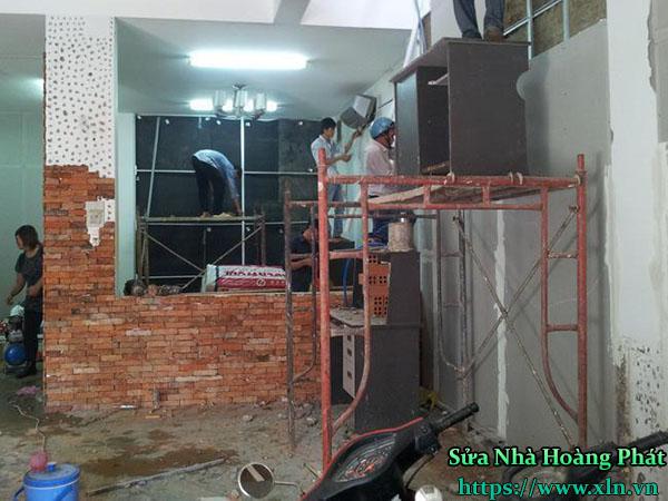 Sửa chữa nhà tại bình dương trọn gói